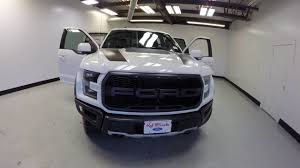 Ford Raptor White - 2017 ford raptor in white 712686 red mccombs ford youtube