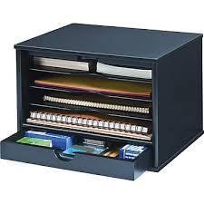 Desk Scanner Organizer Shelf Desktop Organizer
