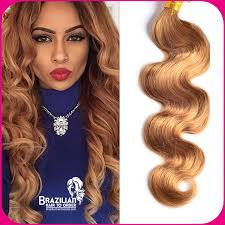honey weave honey wave human hair weave color 27