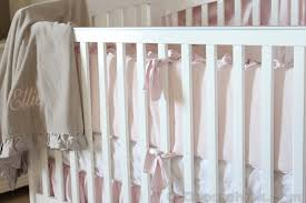Restoration Hardware Crib Bedding Nursery Progress Baby Bedding And Bed Crown Decorchick