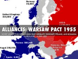 Cold War Germany Map by The Cold War Timeline By Jaedon Locke