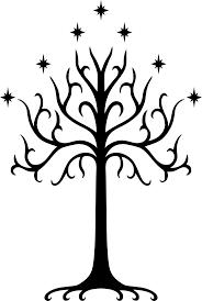 Stencil Albero by Best 25 Tree Of Gondor Tattoo Ideas On Pinterest Lotr Tattoo