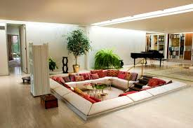 Narrow Modern Homes Apartments Outstanding Inspiring Long Living Room Ideas For