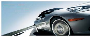 2010 chevrolet corvette sports car brochure