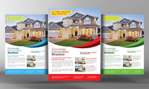 100 real estate brochure templates psd free download 23