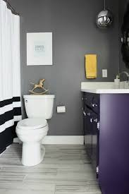 grey and purple bathroom ideas something will always go the bathroom remodel