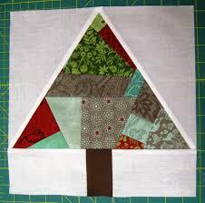 happy quilting paper pieced improv trees u0026 o christmas trees