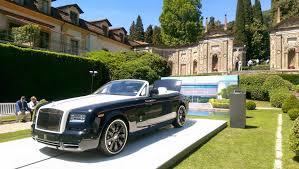 rolls royce drophead interior rolls royce phantom zenith graces concorso d u0027eleganza villa d u0027este