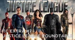 Justice League Tc 7 Justice League Roundtable