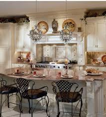 kitchen attractive kitchen decoration with white wood stand alone