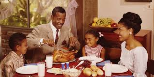 image gallery happy black family thanksgiving