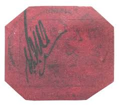 What Side Do Stamps Go On by British Guiana 1c Magenta Wikipedia