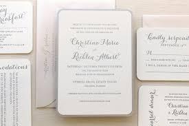 wedding invitation suites modern fairy tale letterpress wedding invitation snowdrop suite