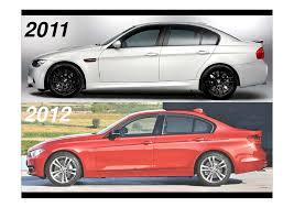 2011 vs 2012 bmw 328i bmw 3 series 2012 vs 2011