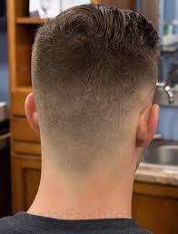 hair cuts back side military haircuts back side lustyfashion