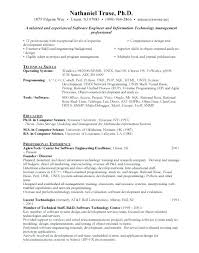 Resume Template Software by Resume Format Experienced Software Engineer Luxury Cover Letter