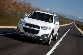 chevrolet captiva 2011 chevrolet captiva life test campaign outperforms benchmarks gm