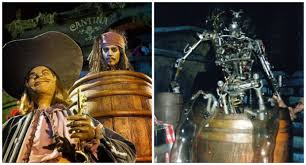 disney wanted pirates caribbean