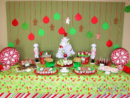 greygrey designs my parties cookies with santa party