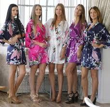 bridesmaids robes cheap die besten 25 bridesmaid robes cheap ideen auf