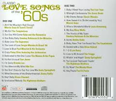 classic songs of the 60s sealed with a various