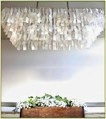 Z Gallerie Chandeliers Capiz Chandelier Z Gallerie Home Design Ideas