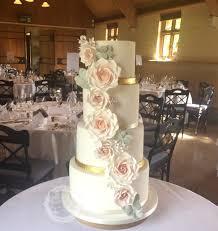 tier by tier unique wedding cake design and installation service