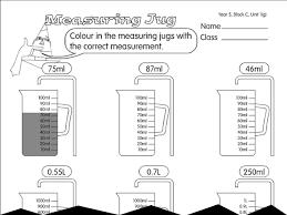 capacity worksheet free worksheets library download and print