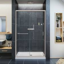 Shower Doors Reviews Best Frameless Sliding Shower Doors Reviews Shower Reports