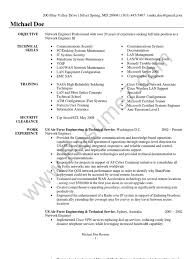 Sample Resume Of Network Engineer Network Engineer Resume Sample Local Area Network Cisco Systems