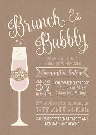 bridal shower invitations brunch best 25 bridal shower invitations ideas on diy