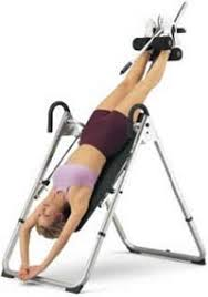 do inversion tables help back pain inversion table back pains no more health fitness experts