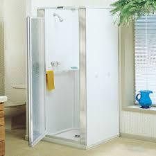 e l mustee u0026 sons 80 u0026 82 durastall shower stall with 32 u201d x