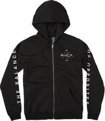 rvca hoodies fleece and more rvca com