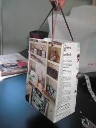 with tutorial how to make a gift bag out of a
