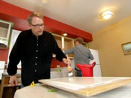 painting kitchen cabinets using deglosser how to paint kitchen cabinets without stripping this house