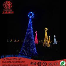 china led multicolor 120v 12v spiral tree light for