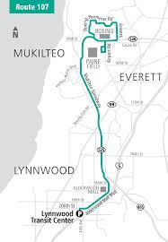 Map Of Alderwood Mall New Service September 2017