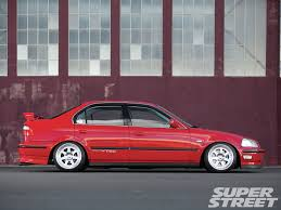 honda civic 2000 modified 2000 honda civic lx sedan super street magazine