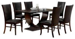 contemporary dining room tables and chairs photo of exemplary