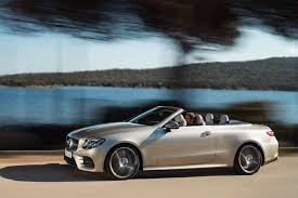 convertible maserati 2017 merc blows the roof off the mercedes e class cabriolet at geneva