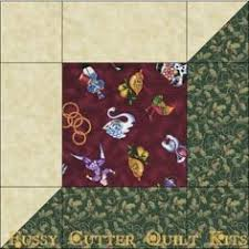 12 days of fabric fast easy pre cut quilt blocks kit