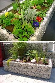 wooden garden border ideas