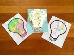 light bulb crafts for find craft ideas