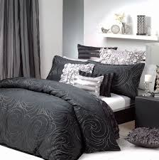 amazing black and silver duvet covers 98 with additional cotton