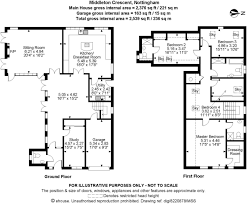 Qmc Floor Plan by 5 Bedroom Detached House For Sale In Middleton Crescent Beeston