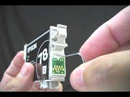 reset epson xp 211 botones reset do cartucho de tinta da epson youtube