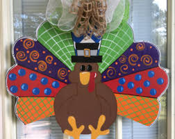 Thanksgiving Door Decorations & Door Decorations Us To her Then