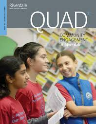 quad winter 2014 by riverdale country issuu