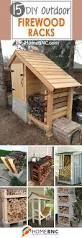 Outdoor Firewood Storage Rack Plans by 15 Best Diy Outdoor Firewood Rack Ideas And Desigs For 2017
